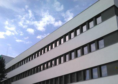 Pozemné stavby – Zariadenie pre seniorov