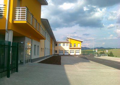 Pozemné stavby – NDS