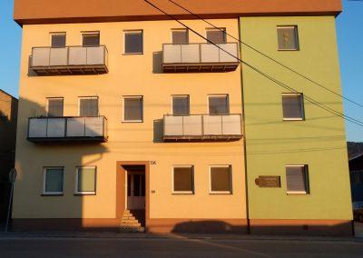 Developerské projekty – Bytový dom VARÍN