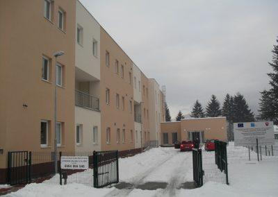 Pozemné stavby – DSS Martin