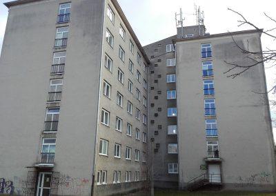 Pozemné stavby – SOŠ Potravinárska
