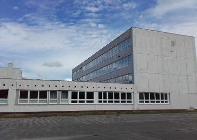 Pozemné stavby – ZŠ Hollého