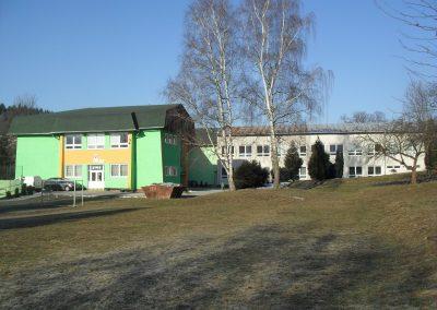 Pozemné stavby – ZŠ Rudina